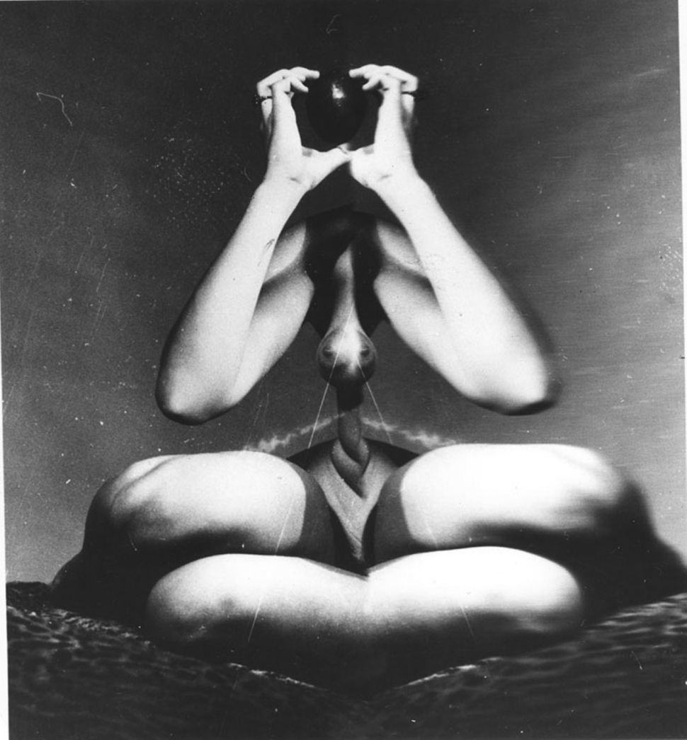 Distorted Nude, 1950