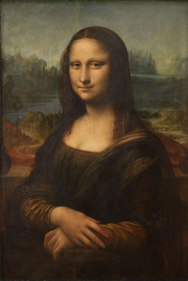 Centuries before the invention of the camera, Leonardo captured the   compelling vibrancy of a photograph in his portrait of