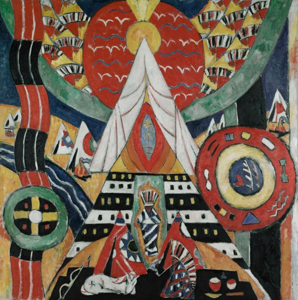 <strong>What: </strong>Marsden Hartley: The German Paintings (1913-1915)<br> <strong>Where: </strong>LACMA, Los Angeles<br> <