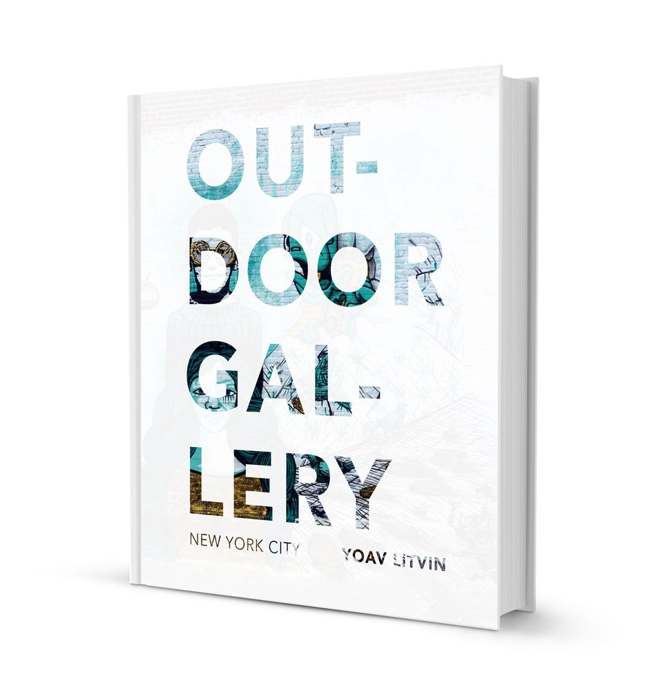 <em>Outdoor Gallery</em> Book Cover