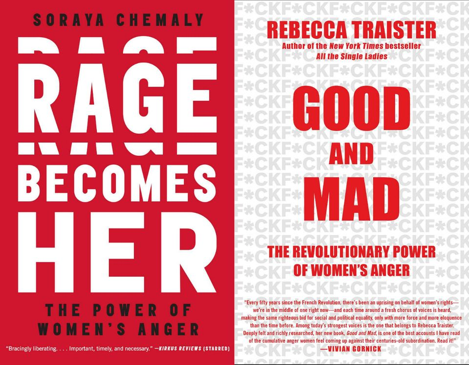 The Enduring, Messy Power Of Rage-Filled