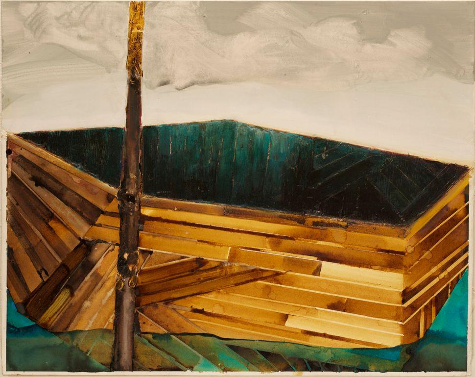 Loneliest Non-Functional Boat