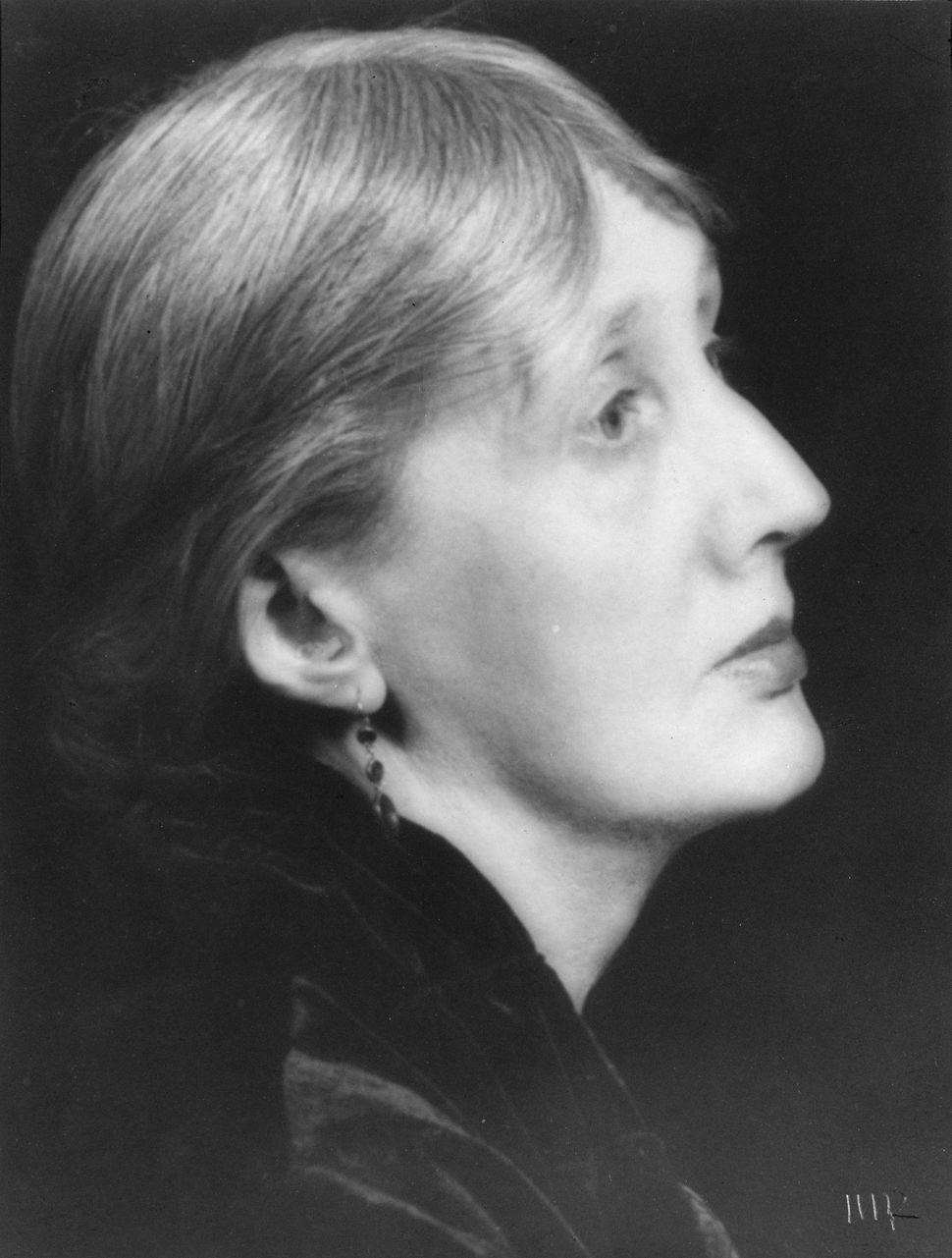 Virginia Woolf by Man Ray, 27 November 1934 © Rheinisches Bildarchiv Cologne © Man Ray Trust / ADAGP, Paris and DACS, London