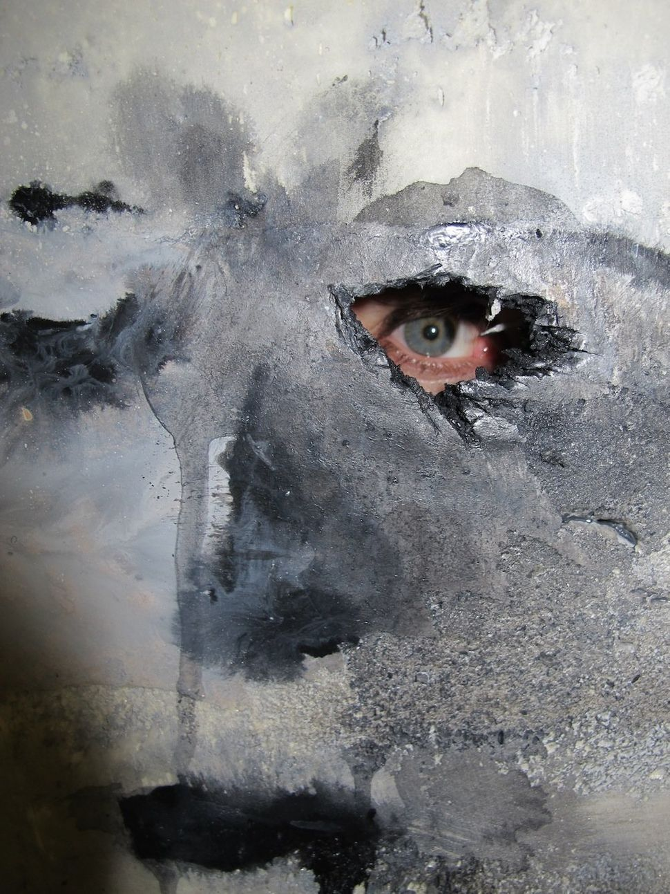 Samara Golden. Bad Brains, Frieze Fair NY, 2012 Installation shot.