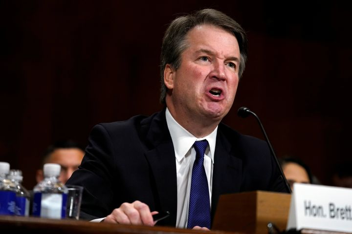 """""""What Kavanaugh, and many other powerful men, might be finding out is that they are not owed money and fame."""""""