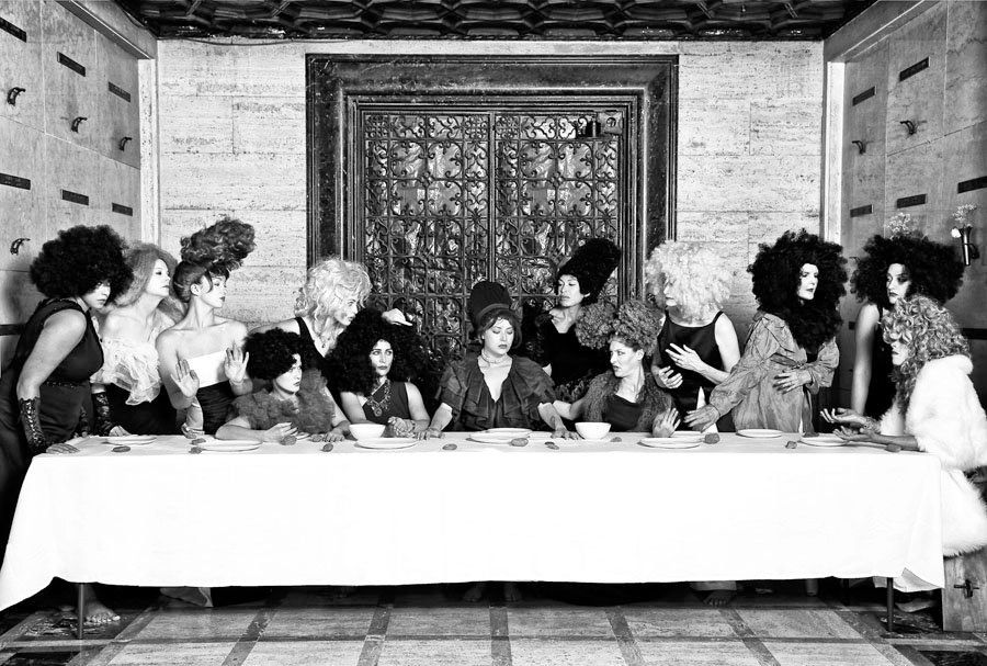 Her Last Supper