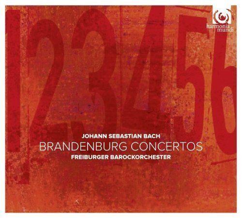 Bach Brandenburg Concertos Nos.1-6. Freiburger Barockorchester. Harmonia Mundi 2 CDs  By Laurence Vittes<br>  Brandenburgs ma