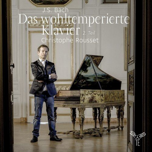 Bach The Well-Tempered Clavier Vol.2. Christophe Rousset. Aparté 2 CDs By Laurence Vittes<br>  Over the course of his career,