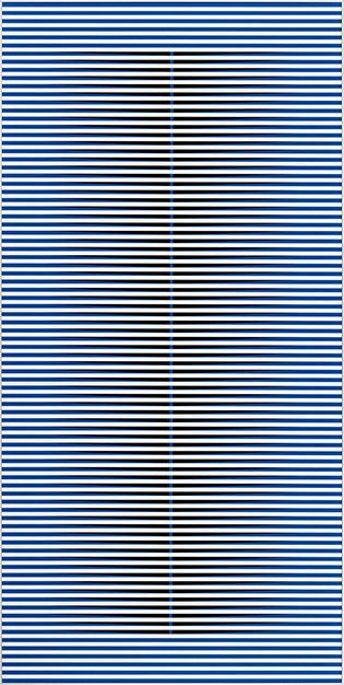 Carlos Cruz-Diez was one of the leading lights of Op art some fifty years ago, and he's still going strong past 90 in Venezue