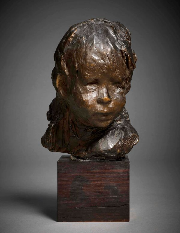 "Medardo Rosso is known as an innovative follower of Rodin's (which he wasn't really), but his significance as an ""impressioni"