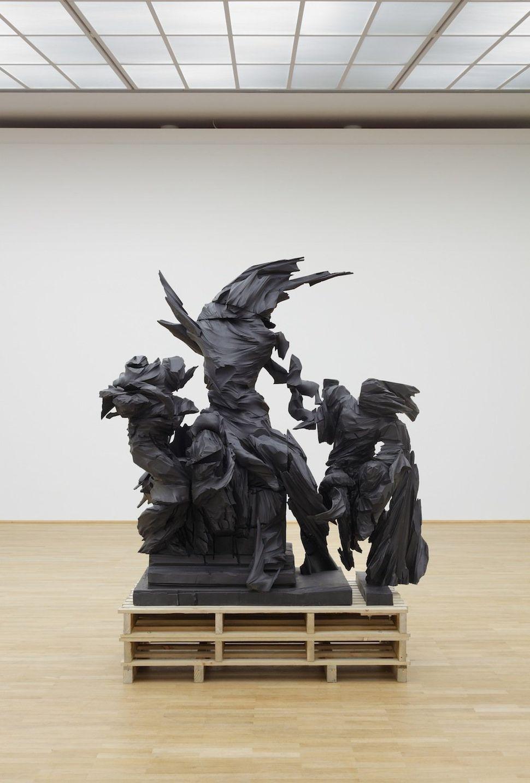 Wim Botha, Prism 10 (Dead Laocoön), 2013. Courtesy of the artist and Stevenson Gallery, Cape Town.