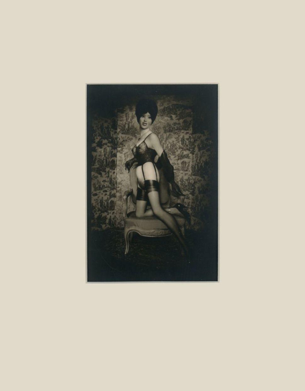 Pierre Molinier Effigie, c. 1970 Vintage gelatin silver print