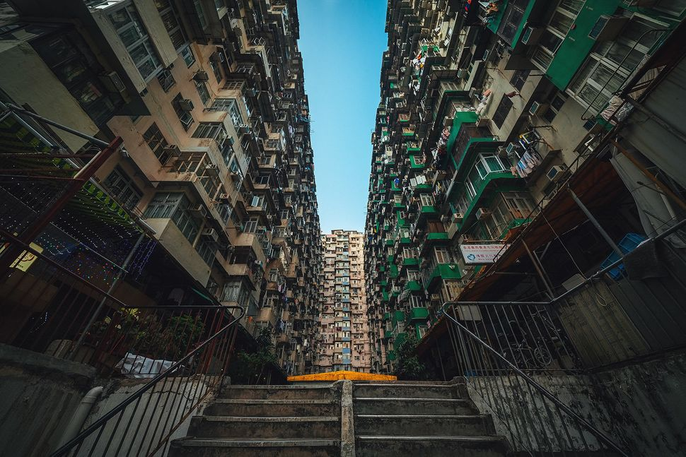Yick Cheong Buildings in Quarry Bay