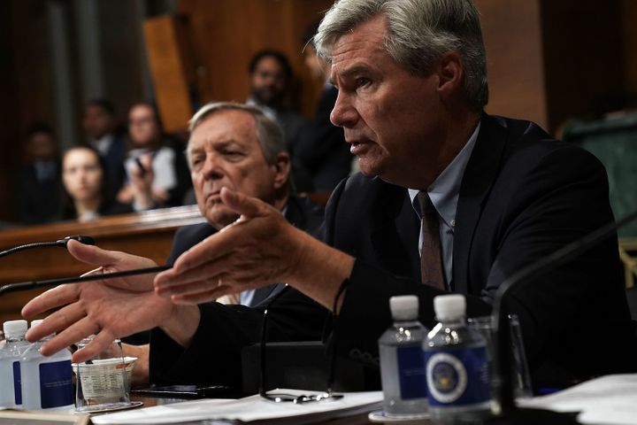 "Kavanaugh told Sen. Sheldon Whitehouse (D-R.I.) that a ""boof"" is a fart. That's not what Kavanaugh's former classmates said i"