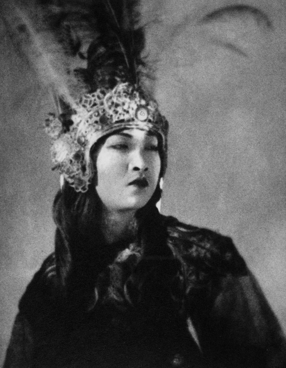 Portrait of Anna Mae Wong