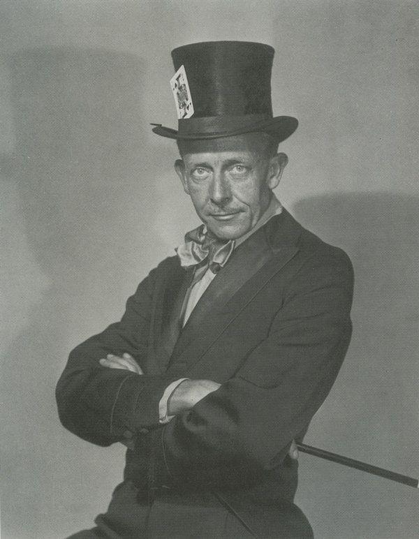 Mad Hatter Mortensen