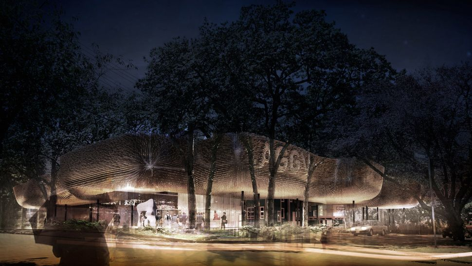 <strong>Art Gallery of Greater Victoria by 5468796 Architecture and Number TEN Architectural Group.</strong> Our favorite par