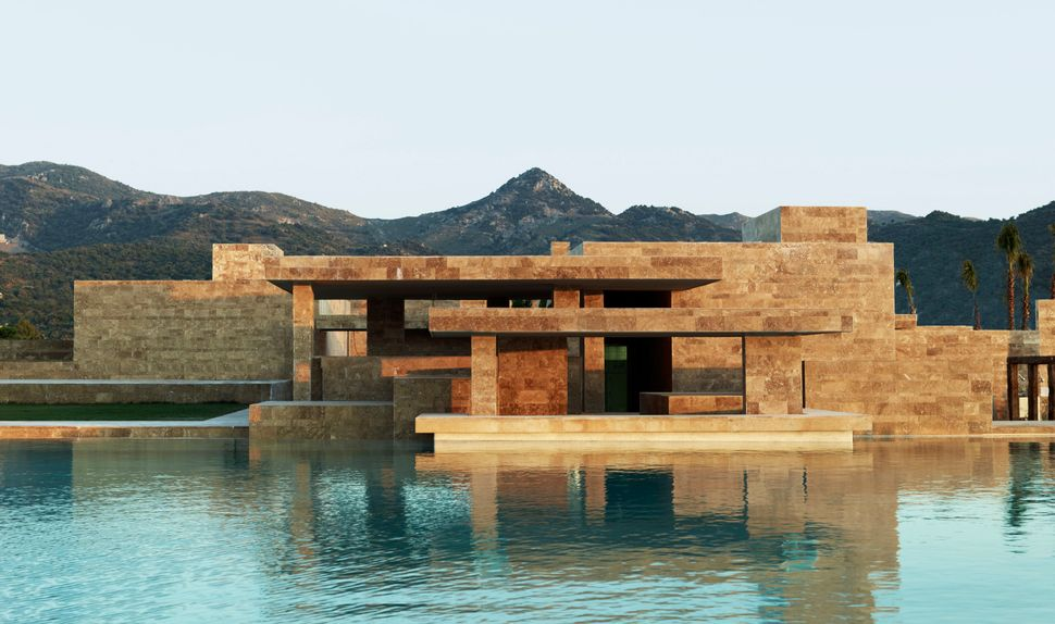 Yalikavak Marina Complex by EAA-Emre Arolat Architects. This haven is intended for middle-upper class consumers in Yalikavak,