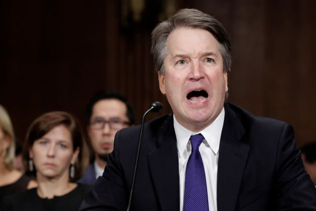 Kavanaugh testified that his yearbook reference to being the biggest contributor to the