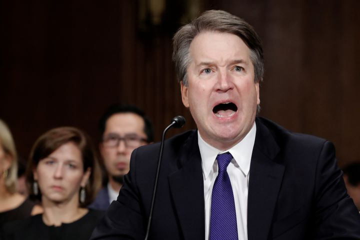 """Kavanaugh testified that his yearbook reference to being the biggest contributor to the """"Beach Week Ralph Club"""" was about spi"""