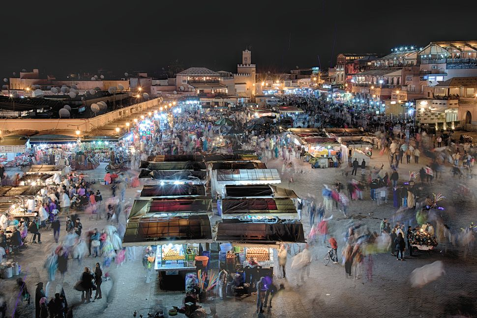 Nicola Young	 British	 Market Madness	 Jemaa el Fnaa Market comes alive at night.	 Marrakesh, Morocco