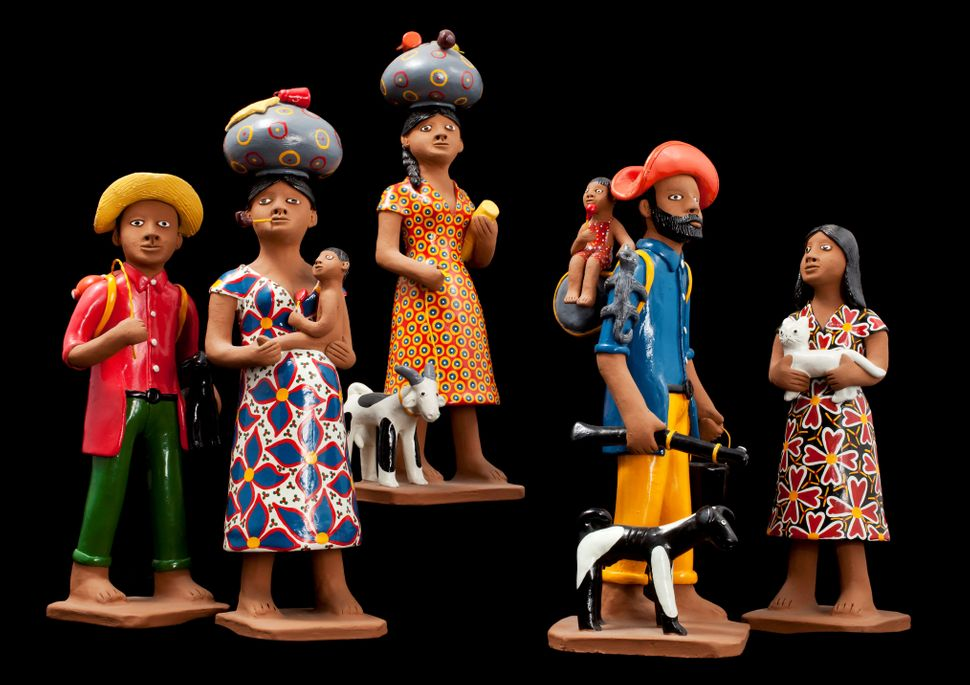 Antônio Rodrigues da Silva Familia de Retirantes, 2008