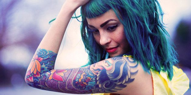 c0c8f45ddd How Tattoos Went From Subculture to Pop Culture
