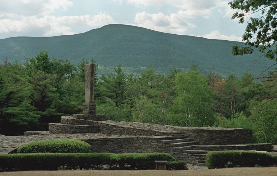 <strong>WHAT:</strong> Opus 40 is a massive abstract environmental sculpture nestled in the foothills of the Catskills Escarp