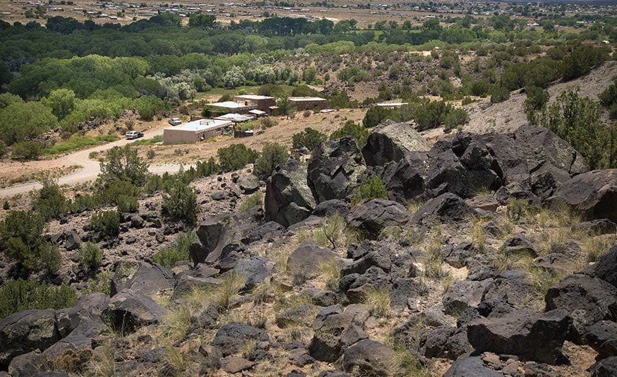 <strong>WHAT:</strong> Wells Petroglyph Preserve includes a collection of between 8,000 and 10,000 images of both humans and