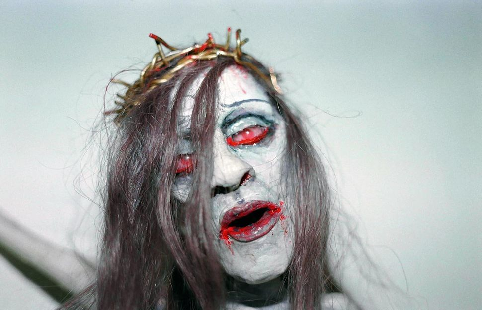 Jezus!, 1984 (Photo by Greer Lankton)