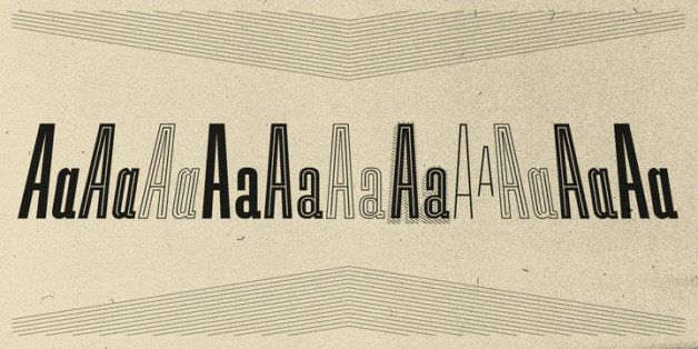 15 Free Fonts That Harken Back To Vintage Typography | HuffPost