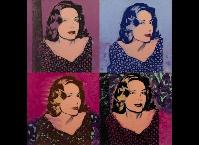 """Sotheby's New York Contemporary Art Evening Sale. 11 November 2014 Property from the Schlumberger Collection Andy Warhol """"A G"""