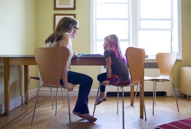 Cómo hablar a los niños sobre la