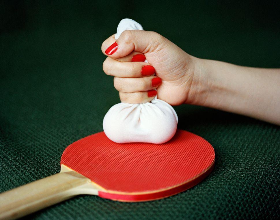 Pixy Yijun Liao, Ping Pong Balls, 2013, Digital C-print, 5 x 7 in