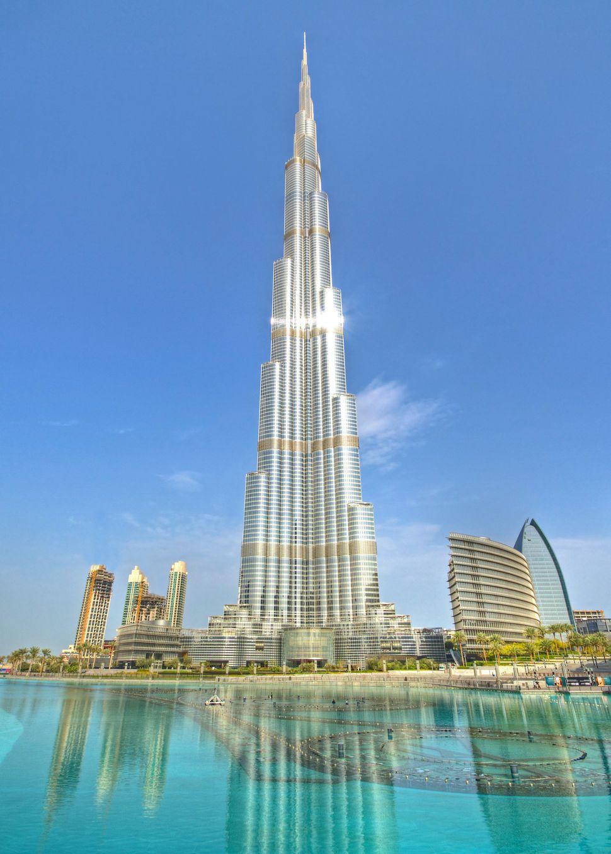 Burj Khalifa. Image © Colin Capelle