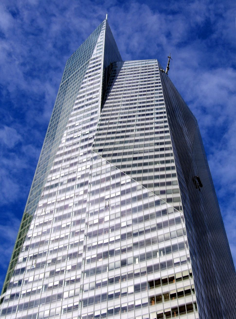 Bank of America Tower. Image © John W. Cahill