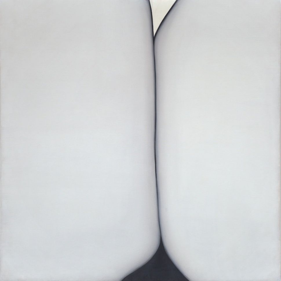 Untitled, 1985 color pencil on paper 15.5 x 12 inches 39.4 x 30.5 cm
