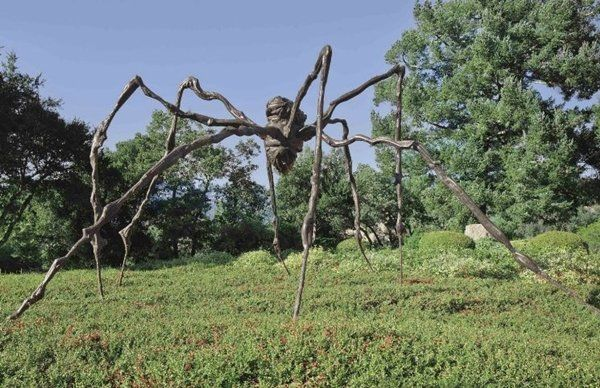 Spider (1996) sold at Christie's New York on November 8, 2011, for $10,722,500.