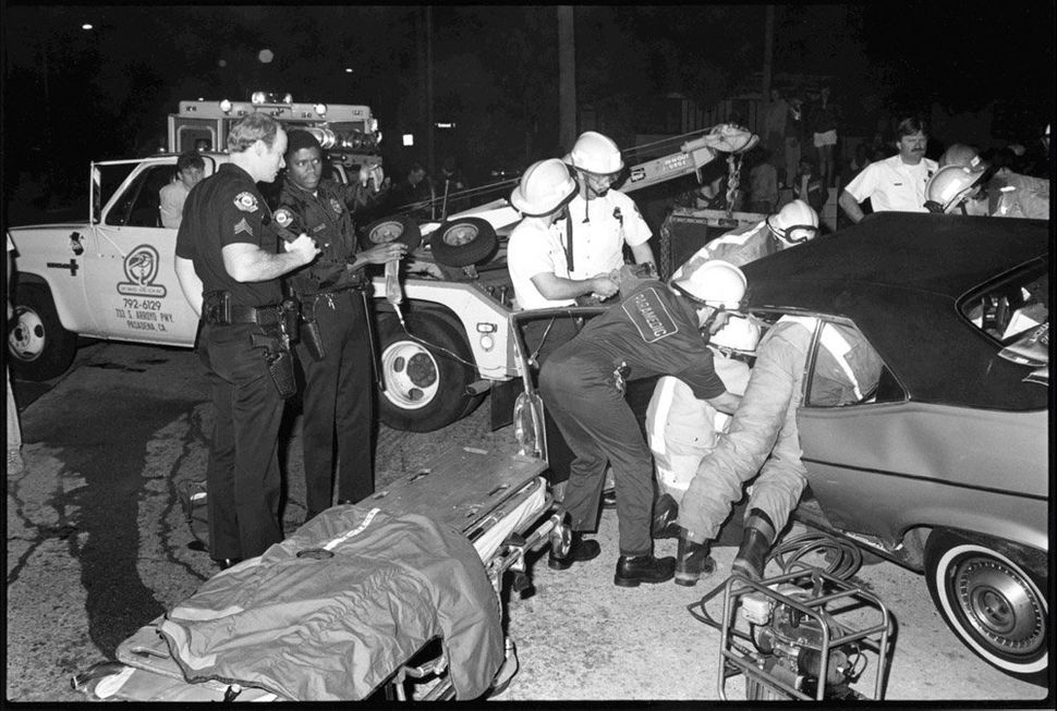 1-3-86  Sgt Wills and Officer Gales at DUI TC