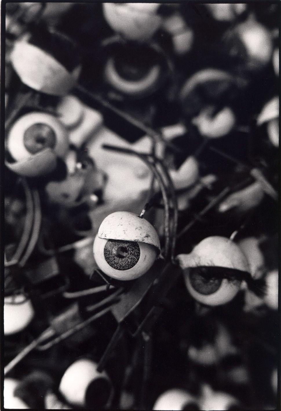Monique Jacot, Paris 1962 Gelatin silver print, © Monique Jacot / Photo Foundation Switzerland, Winterthur