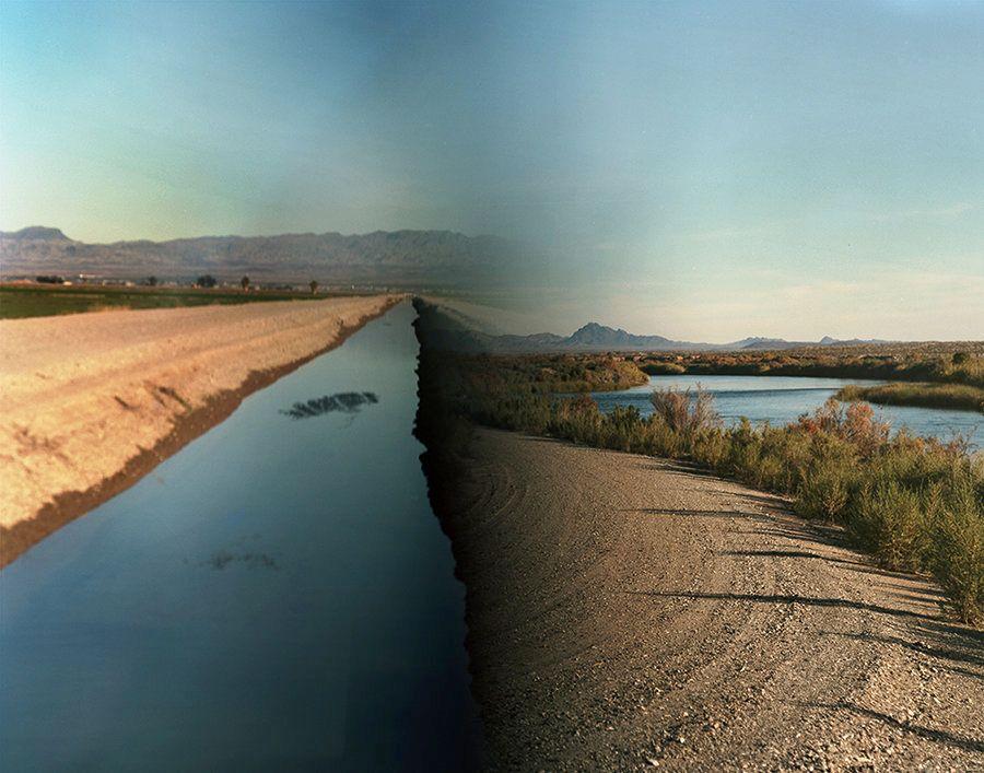 Ciebola Wildlife Refuge & Irrigation Ditch, Colorado River