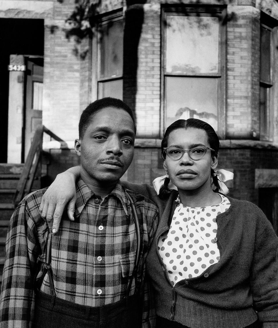 Untitled, Chicago, Illinois, 1950