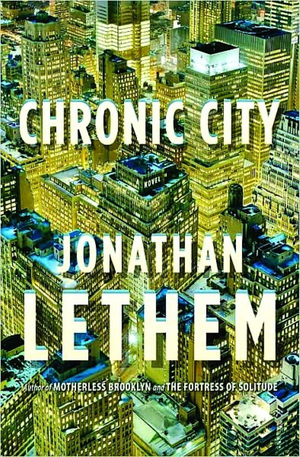 Whether you're in Manhattan or elsewhere in the line of the storm, Lethem's darkly comic, richly textured novel boasts an atm