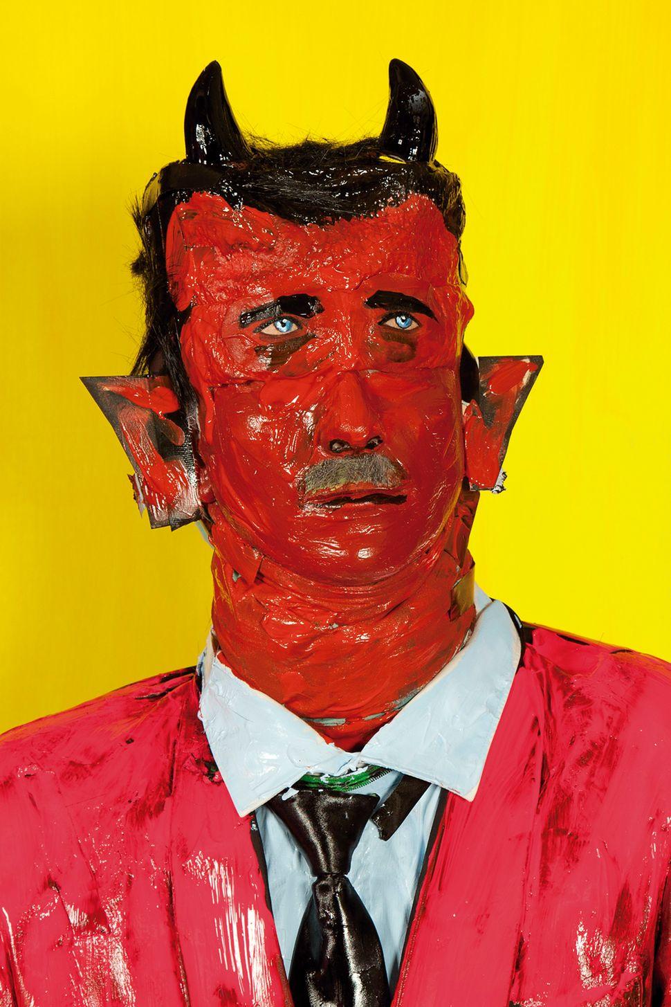 Bashar wears Prada