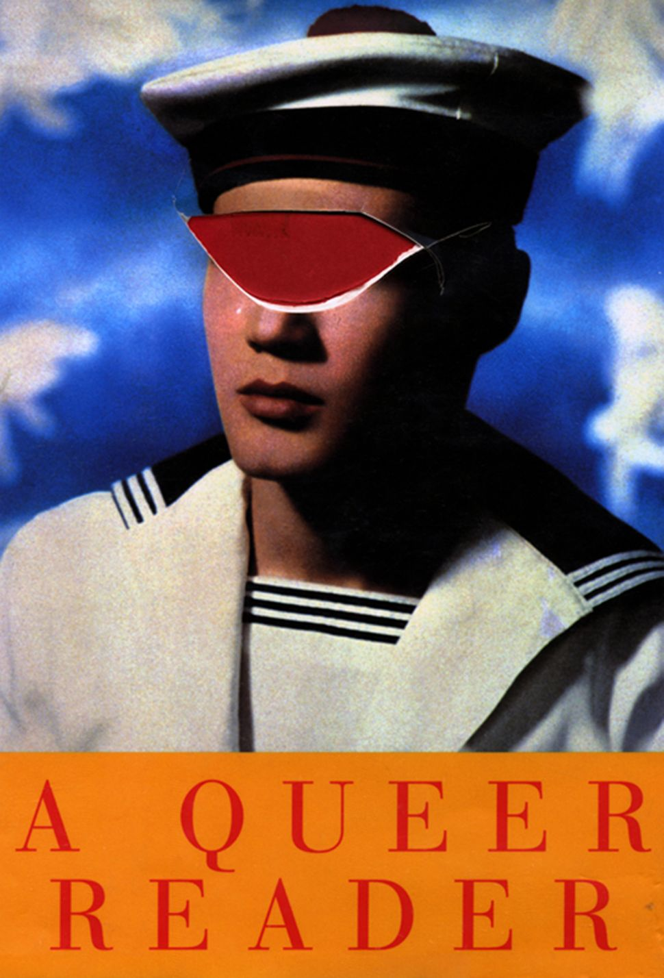 Harmony Hammond, A Queer Reader, 2010, Archival inkjet print on Museo Silver rag paper, mounted on Di-Bond with UV laminate,