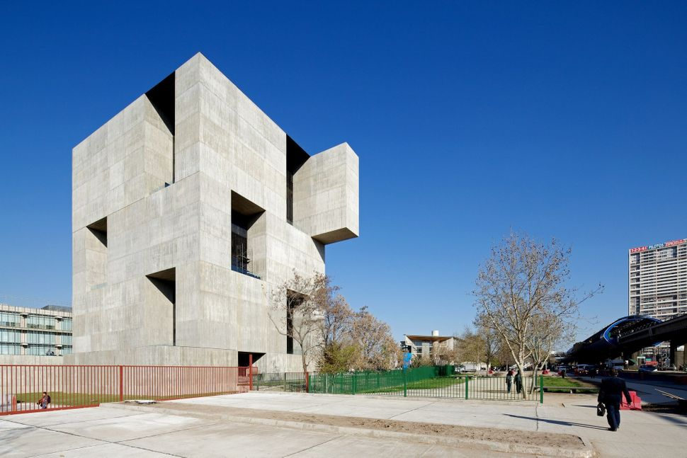 "Innovation Center UC – Anacleto Angelini / Alejandro Aravena | ELEMENTAL (Chile): ""In 2011, <a href=""http://www.archdaily.com"