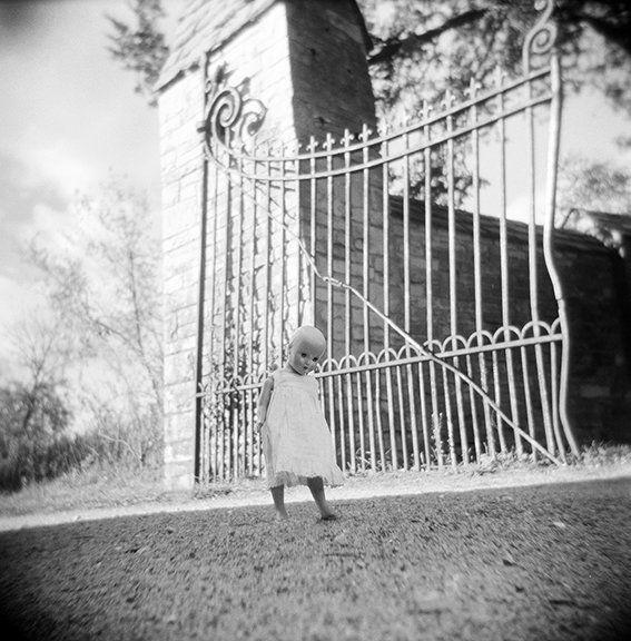 Alexa Frangos, Through The Gate, Honorable Mention