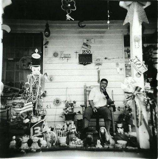 Zachary Boozer, Miss Lucy's House