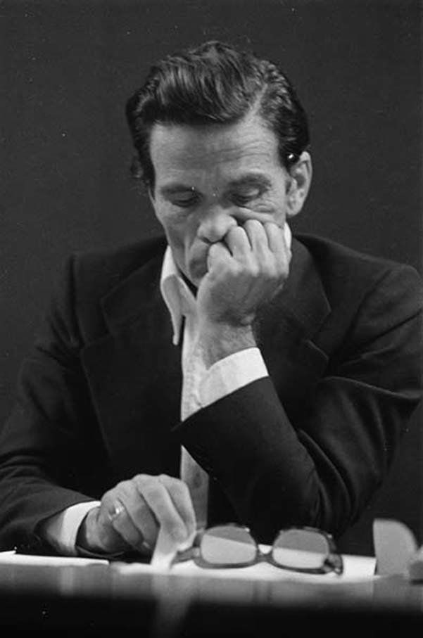 Pier Paolo Pasolini, Milan, 1972