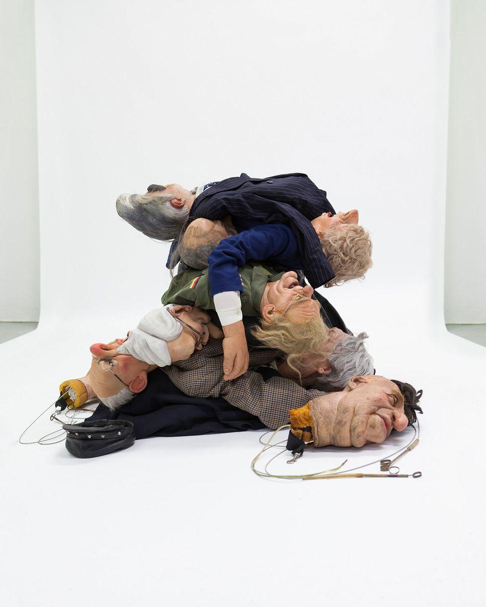 Andrew Bruce, Anna Fox, Pile, Pigment Print, 2015